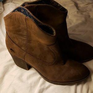 Ankle boots rocketdog